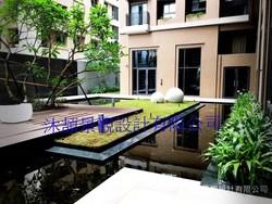 建設公司中庭 空中花園景觀