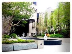 中庭景觀設計、工程施工