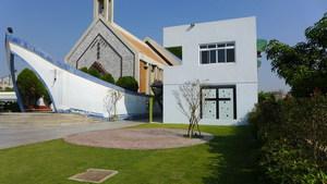 磐頂教會景觀工程
