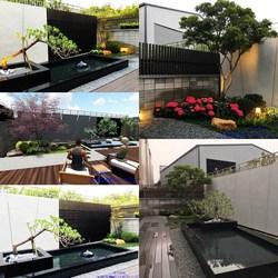 新竹風城庭園景觀