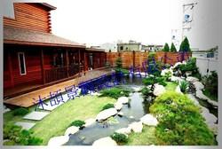 水池造景 園藝造景