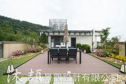 塑木平台  塑木涼亭 塑 木花台  塑木柵欄  塑木座椅  塑木花架