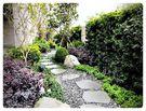 新富街第一階段 居家庭園景觀